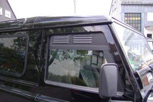 2.8 Fotogalerie Frischluftgitter Fahrerhaus Land Rover Defender Artikel-Nummer 414-000000-2
