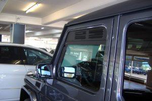 3.1 Fotogalerie Frischluftgitter Fahrerhaus Mercedes-Benz G Artikel-Nummer 414-001000-2