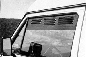 4.4 Fotogalerie Frischluftgitter Fahrerhaus Volkswagen T3 Artikel-Nummer 114-001000-2