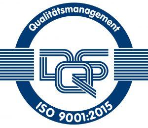 Die Hülsberg KG Metallwarenfabrik ist ISO-zertifiziert.