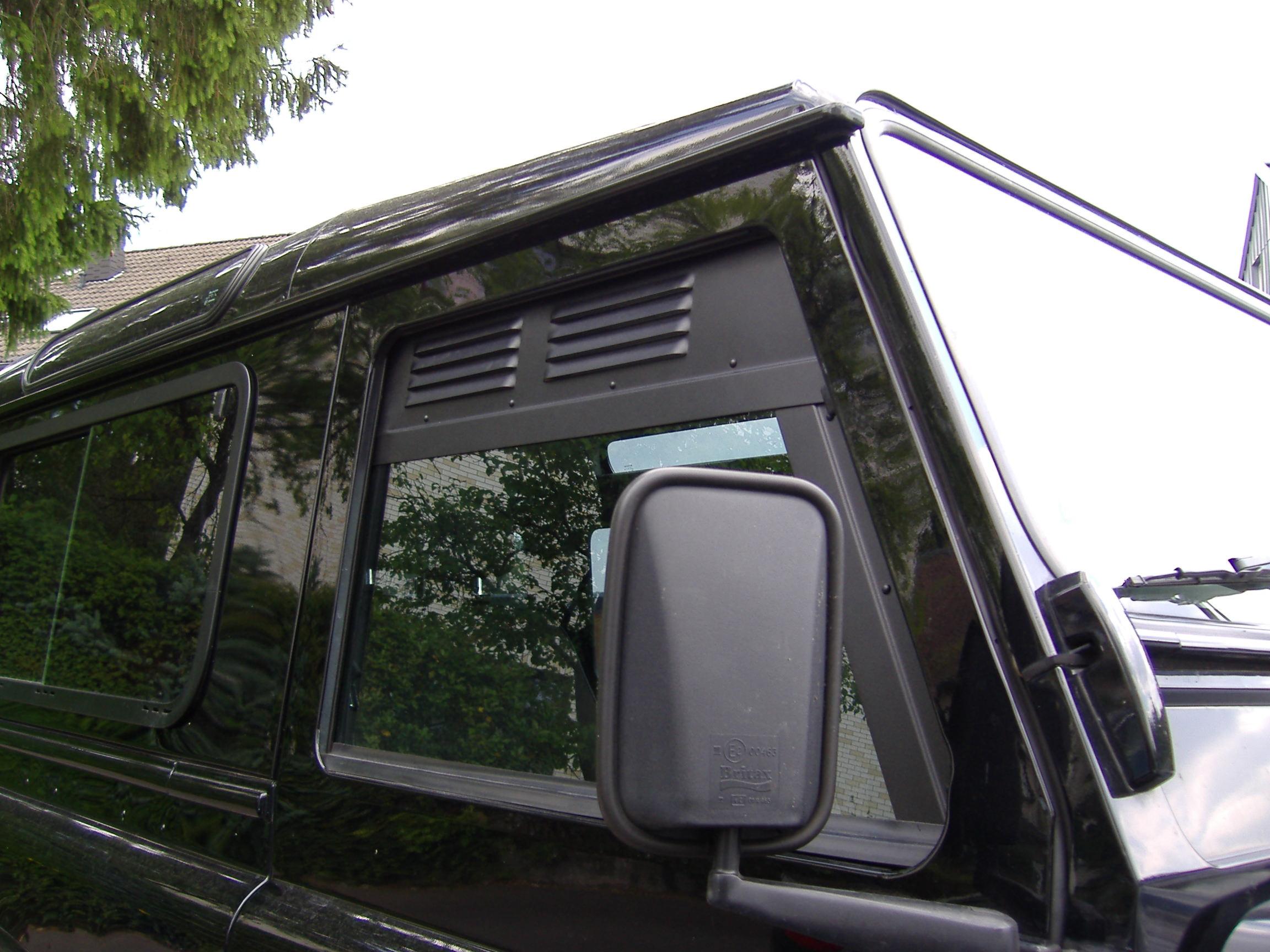 HKG-Frischlüfter für Geländewagen